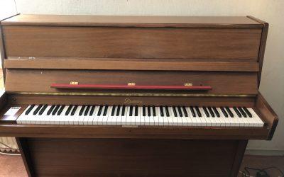 Dietmann piano Tyskland