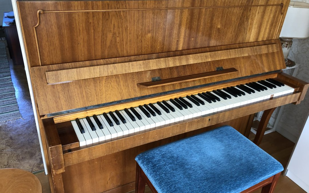 Östlind & Almquist piano Sverige