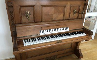 Gefle pianofabrik!