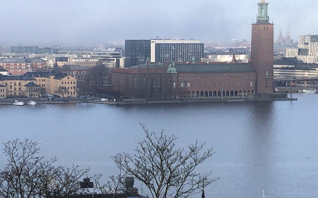 """Vår fina Huvudstad """"Stockholm"""""""