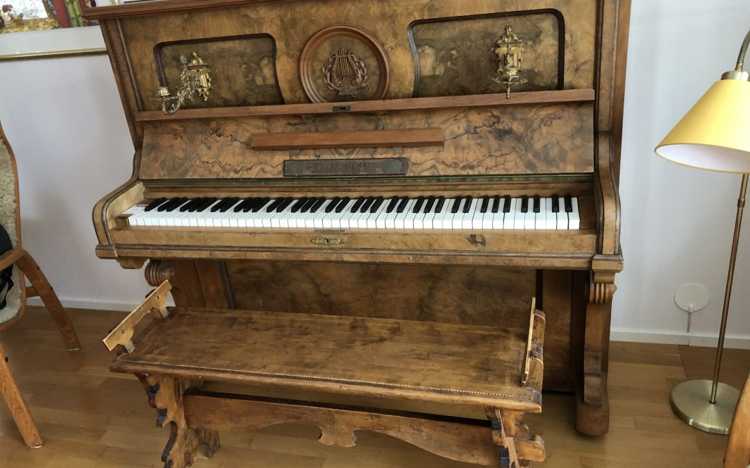 Norberg piano Stockholm