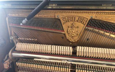 Ed Seiler piano!